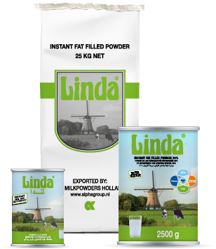 Alpha Group Instant fat filled powder Linda